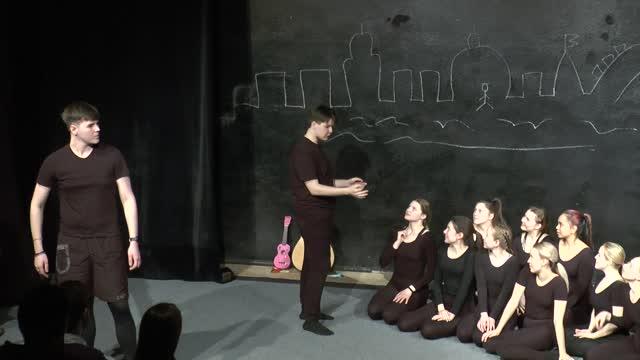 Класс-концерт по сценической речи «Et cetera, et cetera...» ч. 3